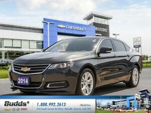 2014 Chevrolet Impala 1LT SAFETY AND RECONDITIONED