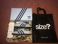 Adidas Berlin Reverse Colour way UK size 7