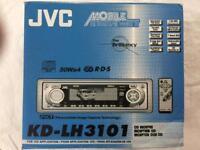 JVC car radio/CD