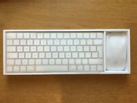 Brand new, unused, Apple wireless keyboard and Magic Mouse