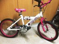 "Girl's 14"" Bicycle"