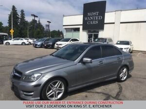 2012 Mercedes-Benz C300 4MATIC | NAVIGATION | CAMERA | SUNROOF