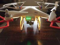 DJI Phantom 2 Vision Plus Quadcopter Drone Camera