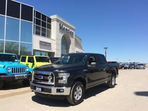 2015 Ford F-150 XLT Eco-Boost, Bluetooth, Clean Carproof