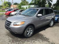 2008 Hyundai Santa Fe GLS 2.7L * Cuir / Leather * Toit / Roof *