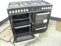 Bush Range Cooker 1000mm size
