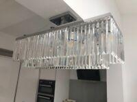 Chandelier Rectangle Light
