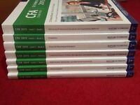 Schweser CFA Level 1 study guides - full 5/5 books and 2/2 books of mock exams