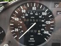 BMW e30 325i clocks I can set clocks back to any number required including 000000