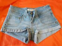 Summer Women's shorts jeans size 10