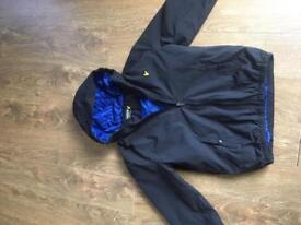 Lyle & scott bots jacket