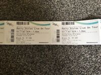 Harry Styles tickets. April 7th Genting arena X 2