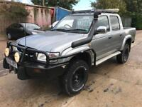 Toyota hi-lux 280 VX 2.5 D4D, EXPEDITION READY, MUST BE SEEN!!