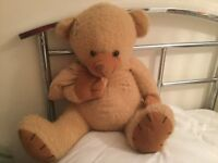 LARGE TEDDY BEAR - SO CUDDLY! GORGEOUS