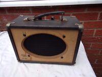 Rock practice Amplifier