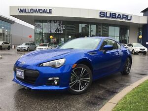 2016 Subaru BRZ Sport-tech No Accidents, One Owner, 6spd