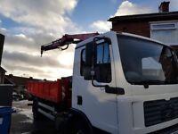 Truck Hiab