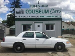 2006 Ford Crown Victoria P71 Police Interceptor ONLY 97KM