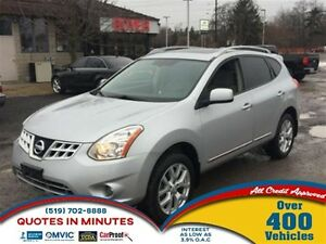 2012 Nissan Rogue SV | AWD | HEATED SEATS | MUST SEE