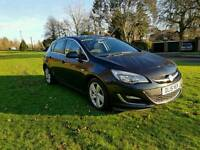 Vauxhall Astra 2.0 ecoflex diesel SRI with auto start/stop. Only 1 owner and very low mileage
