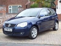 Volkswagen Polo 1.4 TDi Match, £30 Road Tax, Cambelt / Timing Belt Done, lady Owner