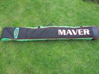 Maver 8 tube rod holdall