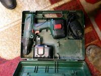 Bosch drill 24v
