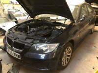 BMW 320I 6 Speed Petrol timing chain snapped, no key