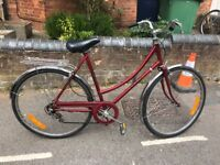 Ladies Bike in Oxford