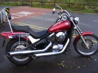 Kawasaki vn800 poss swap