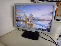 """19"""" LCD Widescreen Monitor in Excellent Condition"""