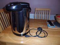 hot water urne