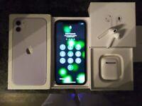 Brand new iPhone 11 airpods gen 2