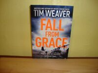 Tim Weaver - Fall from grace (paperback). £1. Very good condition.