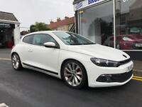 2011 11 Volkswagen Scirocco 2.0 Tdi Gt Bluemotion Tech *£30 Tax* Broad Street Motor Co