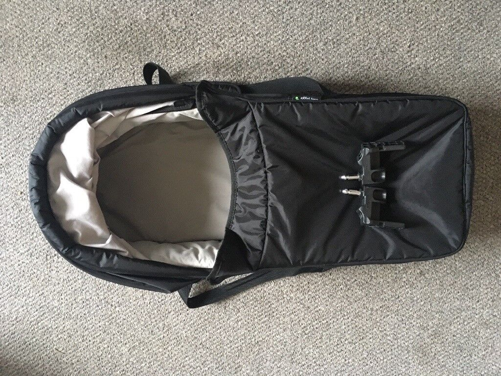 City Mini Baby Jogger Carrycot with Adaptors