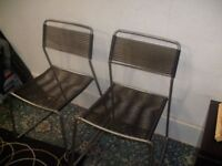 Metal Chairs 352/9/18