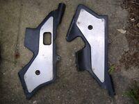 breaking honda cbr1000fn side panels