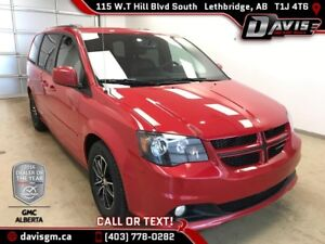 Used 2015 Dodge Grand Caravan RT-One Owner, Heated Leather, Stow