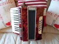 weltmeister accordion 12 bass