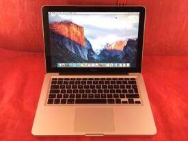 "Apple MacBook A1278 13.3"", 2008, 320GB, Core 2 Duo Processor, 4GB RAM +WARRANTY, NO OFFERS, L146"