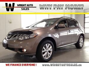 2012 Nissan Murano SV| AWD| SUNROOF| BLUETOOTH| HEATED SEATS| 86