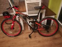 Boardman mountain bike L size