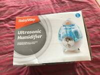 Babysat ultrasonic humidifier
