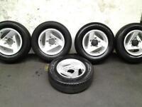 suzuki jimny alloys with tyres?