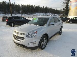 2016 Chevrolet Equinox LTZ 5 Passenger All Wheel Drive, 2.4L Gas