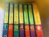 Sea Quest books