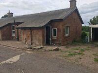 3 Bedroom semi detached cottage near Arbroath - £650/m