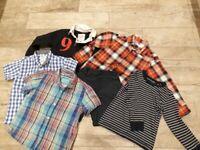 Boys age 4 bundle of clothes 20+ items