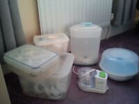 Steriliser's And Bottle Bundle